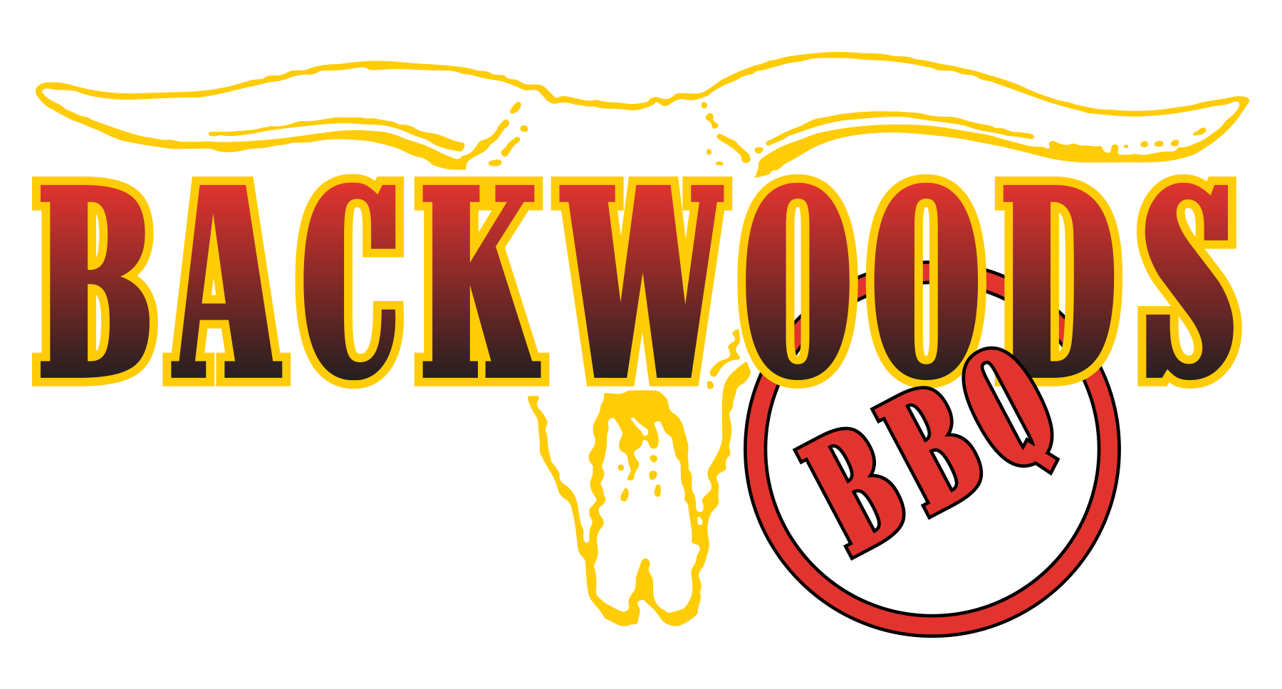 Backwood BBQ Logo